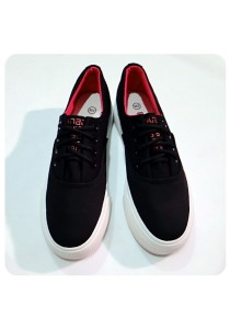 Classic Canvas Shoes (Black)