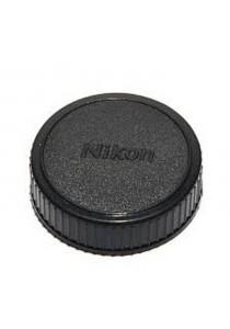 Nikon Body and Rear Lens Cap