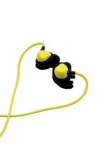 I-Mego Ztone Sport Earbud Yellow