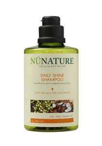 Nunature Daily Shine Shampoo 450ml