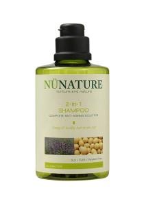Nunature 2 in 1 Shampoo 450ml