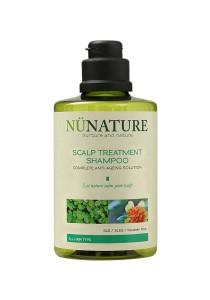 Nunature Scalp Treatment Shampoo 450ml