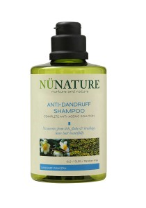 Nunature Anti- Dandruff Shampoo 450ml