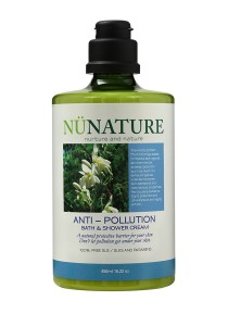 Nunature Anti-Pollution Bath & Shower Cream