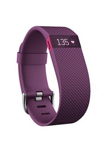 Fitbit Charge HR Wireless Activity Wristband (Purple)