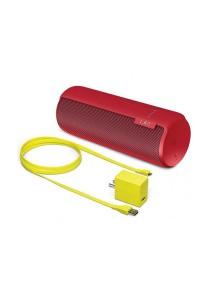 Logitech Ultimate Ears UE MegaBoom Wireless Bluetooth Speaker - Lava Red (984-000484)