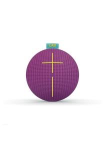 Ultimate Ears 984-000522 UE Roll Ultra-Mobile Wireless Bluetooth Speaker Sugarplum (Violet/Aqua/Yellow)