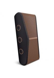 Logitech X300 Mobile Wireless Stereo Speaker (Copper Black)