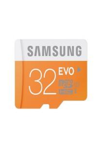 Samsung Micro SDHC 32GB Evo Memory Card (Beige)