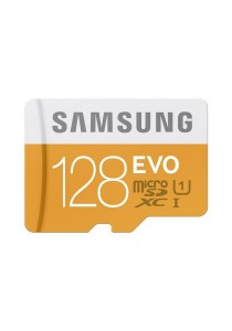 Samsung 128GB Evo Class 10 Micro SDXC Card up to 48MB/s (MB-MP128D)