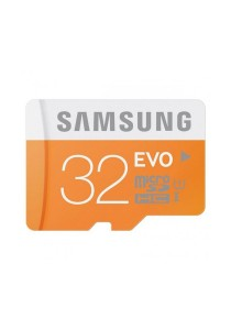 Samsung Evo MicroSDHC 32GB (48mb/s) UHS-l Micro SD Memory Card