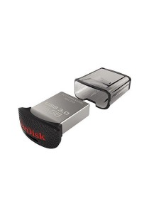 SanDisk Ultra Fit CZ43 16GB USB 3.0 Low-Profile Flash Drive Up To 130MB/s Read