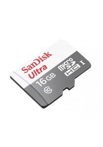 SanDisk Ultra microSDHC 16GB 48MB/s SDSQUNB-016G-GN3MN