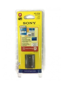 Sony NP-FP50 Camcorder P Series Rechargeable Battery - Original (Made in Japan)