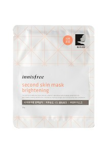 Innisfree Second Skin Mask - Brightening (20g)