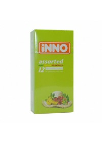 iNNO Assorted Flavour Condoms 12's