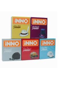 iNNO 5-in-1 Condom 15's