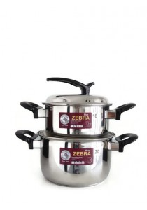 ZEBRA 4pcs Cookware Set (IREST PLUS)