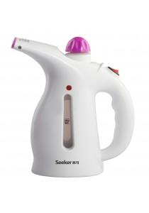 SEEKER Handheld Garment Steamer with Beauty Face Steamer