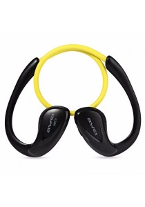 Awei A880BL Wireless Bluetooth In Ear Headphone (Yellow)