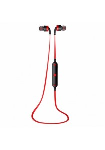 Awei A960BL Bluetooth 4.0 In-Ear Wireless Sports Earphone (Red)