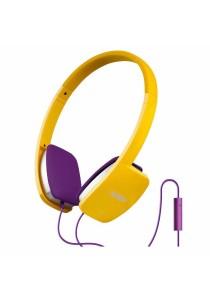 Edifier H640P Headphones (Yellow)