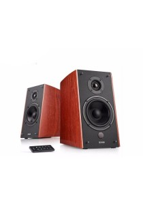 Edifier R2000DB Bookshelf Speaker with Bluetooth (Wood)