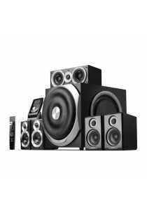Edifier S760D 5.1 Surround Sound Speaker (Black)