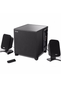 Edifier XM2PF 2.1 Multimedia Speaker System (Black)