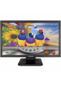 ViewSonic TD2220-2 21.5 Inch Full HD 1080p Optical Touch Display Intuitive Multi-Touch Design Monitor