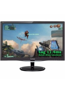 ViewSonic VX2457-mhd 24 Inch Monitor for Video Gaming