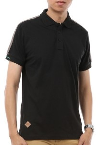 InStyle Republic Men / Unisex Polo T-Shirt (Black)