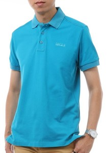 InStyle Republic Men / Unisex Polo T-Shirt (Blue)