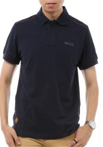InStyle Republic Men / Unisex Polo T-Shirt (Dark Blue)