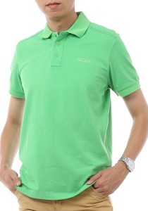 InStyle Republic Men / Unisex Polo T-Shirt (Green)