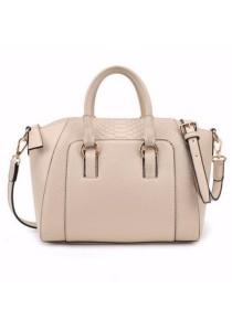 Fashion Crocodile PU Leather Sling Bag Handbag Tote Bag 314