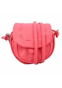 Korean Fashion PU Leather Cute Gadget Sling Bag 321