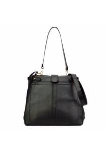 Korean Fashion PU Leather Bucket Style Sling Bag 330