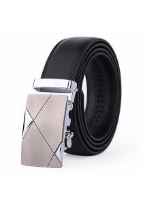 Dante Premium Leather Automatic Buckle Men's Belt 801