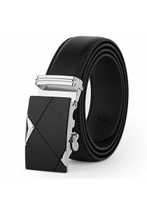Dante Premium Leather Automatic Buckle Men's Belt 802