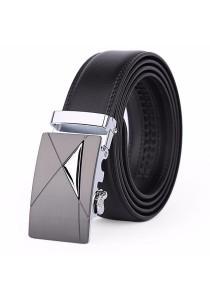 Dante Premium Leather Automatic Buckle Men's Belt 803