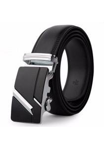Dante Premium Leather Automatic Buckle Men's Belt 805
