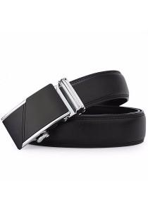 Dante Premium Leather Automatic Buckle Men's Belt 807