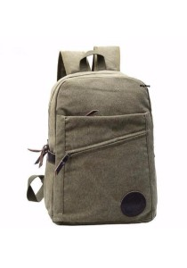 Andrea Canvas iPad Laptop Bag Backpack B023