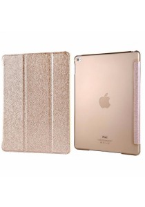 Loveena Flip Case for iPad Air (Gold)