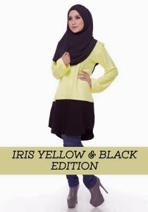 Fiera Design Jasmine Tunic in Yellow