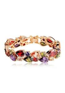 Vivere Rosse Monalisa Cubic Zirconia Bracelet JB0001