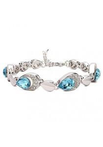 Vivere Rosse Adore Austrian Crystal Bracelet JB0017