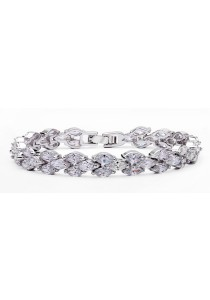 Vivere Rosse Starry Night Diamond Simulant Bracelet JB0027