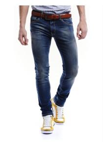Dark Indigo Slim Fit Jeans (Indigo)